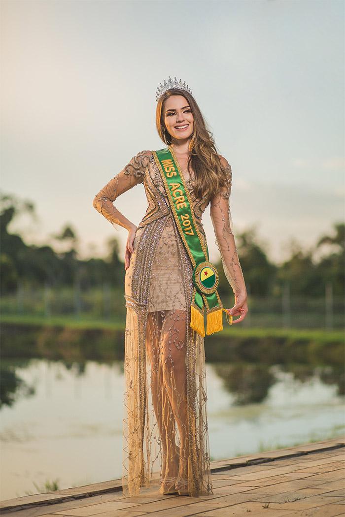 Kailane Amorim Miss Acre 2